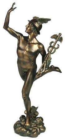 фото бог меркурий